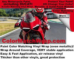paint match motorcycle paint color match vinyl wrap now available colorx labs