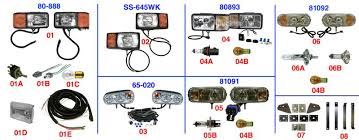 wiring snow plow lights halogen plow light kits mill supply inc