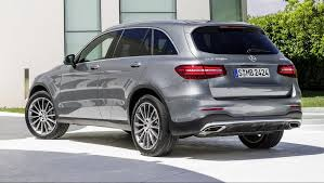 mercedes suv reviews mercedes glc 2016 small suv unveiled chasing cars