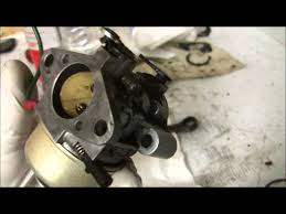 how to fix leaking kohler command carburetor pt 2 youtube