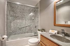 Bathroom Rehab Ideas Magnificent Bathroom Remodels One Day Remodel Astralboutik