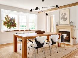 Crate And Barrel Dining Room Furniture 36 Of The Best Dining Rooms Of 2016 Photos Architectural Digest