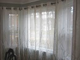 kitchen window treatments bed bath and beyond bed bath