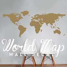 Office Wall Decorating Ideas by Best 25 World Map Wall Decor Ideas On Pinterest World Map