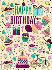 happy birthday printable cards u2013 gangcraft net