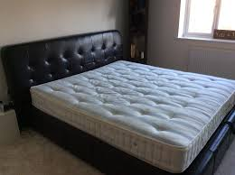 Superking Ottoman Bed King Size Leather Ottoman Bed Mattress In Woking Surrey