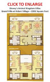 Disney Animal Kingdom Villas Floor Plan Kidani Village 2 Bedroom Villa U2013 Bedroom At Real Estate