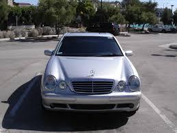 2001 Benz Amg Driver 2001 Mercedes Benz E Class Specs Photos Modification