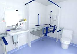 accessible bathroom for the disableddisabled bathrooms design tips