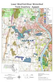 State College Map by Masstrails Com Agawam