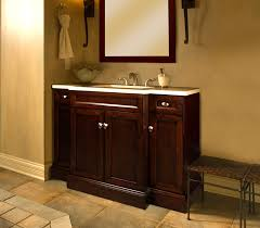 Bathroom Awesome Modern Vanity Cabinets Without Tops Ideas With - Awesome white 48 bathroom vanity residence