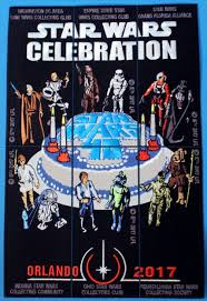 star wars celebration 2017 exclusive 40th anniversary patch set