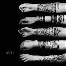 forearm band tattoos best ideas gallery