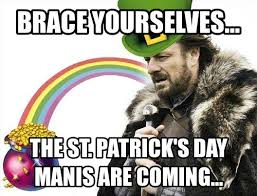 Suggestive Meme - st patrick s day memes popsugar tech