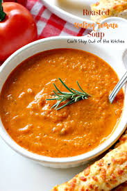 Italian Soup by Roasted Italian Tomato Soup Can U0027t Stay Out Of The Kitchen