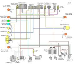 some wiring diagrams yamaha xs650 forum
