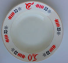50th anniversary plate 50th anniversary of october revolution porcelain plate soviet