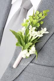 mens boutineer davids bridal bellini wedding bouquet unique simple mens