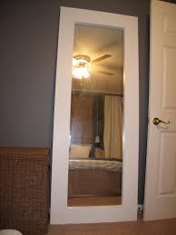 Customized Closet Doors Home Design Cool Mirrored Bifold Closet Doors Next To White Door