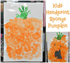 25 easy pumpkin crafts for kids socal field trips