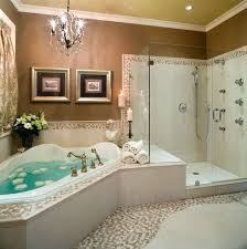 corner tub bathroom designs astonishing spa like bathrooms to clean your mind body and spirit