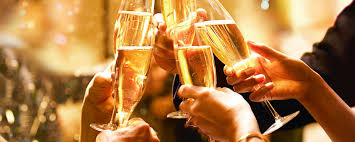 new year s chagne glasses a new years toast new years toasts my fort lauderdale