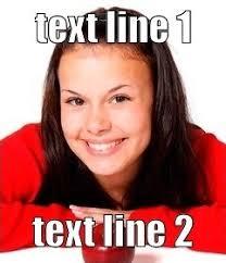 Meme Generador - generador de memes online para hacer con tus fotos fotoefectos