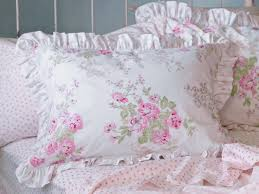 popular shabby chic bedding u2014 the wooden houses