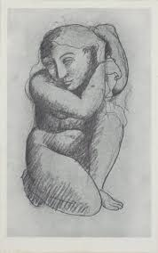 file pablo picasso 1906 femme se coiffant woman combing her