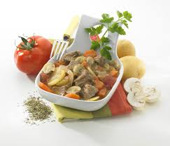 recette de cuisine pour regime veau marengo plat sain et équilibré pour maigrir et perdre du poids