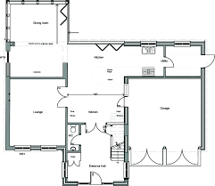 build a floor plan bungalow converted into 4 bedroom house ground floor