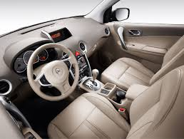 renault interior renault koleos review and photos