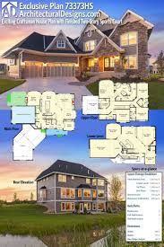 two story craftsman house plans 88 best architectural designs exclusive house plans images on