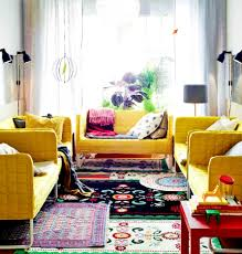 bedroom hippie living room bohemian wall decorating ideas