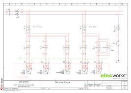 design software electrical design software elecworks