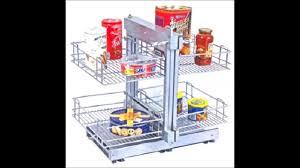 sonia magic u0026 carousel corner unit kitchen basket and