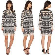 nicole miller crystal ls nicole miller shift long sleeve dresses for women ebay
