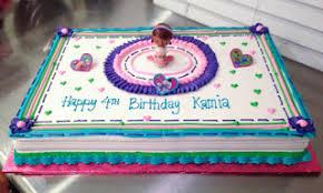 doc mcstuffins birthday cake kids grace ful cakes