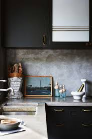 Black Cabinets Kitchen 698 Best Cool Kitchen Images On Pinterest Kitchen Dream