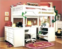 Bunk Beds With Desk Underneath Ikea Loft Bed With Desk Jamiltmcginnis Co