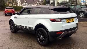 lamb land rover used land rover range rover evoque 2 0 td4 se tech 3dr auto diesel