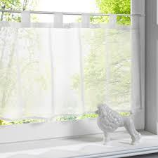 aliexpress com buy half curtain solid window valance coffee