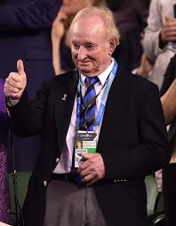 In Spirit of Ryder Cup  a Competition to Honor Rod Laver   The New     The New York Times