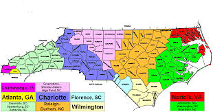 Map Of North Carolina And Virginia by Charlotte Vs Raleigh Durham Jackson Mcfarlan Real Estate