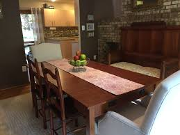 Mid Century Modern Home In Mount Vernon Fully Updated - Mount vernon dining room