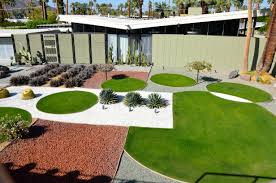 Midcentury Modern by Mid Century Modern Landscaping Ideas Landscape And Plants Pictures
