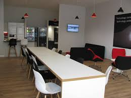 recent refurbishment sat comms company wave office ltd