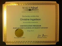 how to get a makeup artist license makeup certification in california makeup fretboard
