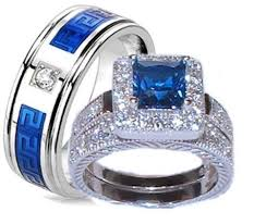 cheap his and hers wedding rings 3 wedding ring sets for him and wedding rings wedding
