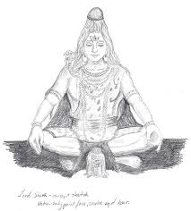 shiva sketch free download clip art free clip art on clipart